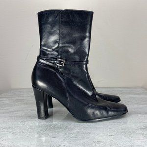 Anne Klein Heeled Ankle Boots